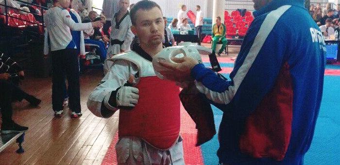 Уроженец Республики Алтай вновь стал серебряным призером чемпионата по тхэквондо