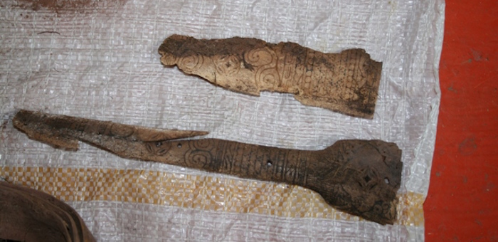 Древние артефакты обнаружены в Кош-Агачском районе