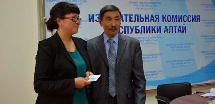 Мандат Белекова в Госсобрании передан Асе Боделуковой