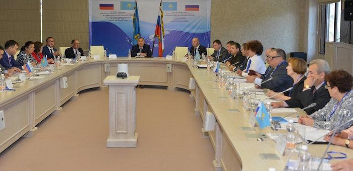 Представители России и Казахстана обсуждают на Алтае вопросы использования водных объектов