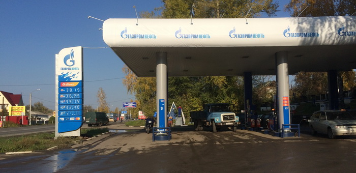 Бензин в Горно-Алтайске – один из самых дешевых в России