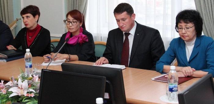 Комитеты Госсобрания поддержали кадровые решения Бердникова