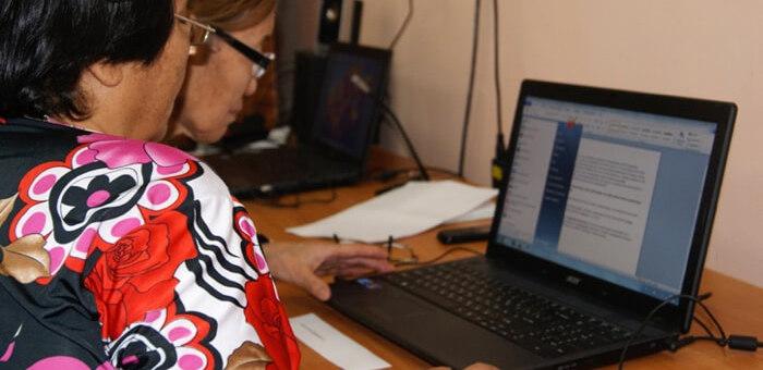 Состязания по компьютерному многоборью среди пенсионеров прошло в Горно-Алтайске (фото)