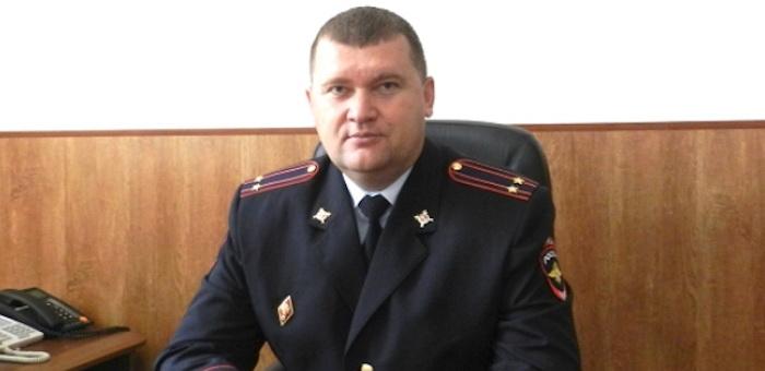 Дмитрий Расчетов возглавил отдел Росгвардии в республике