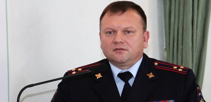 Новый руководитель МВД прибыл в республику