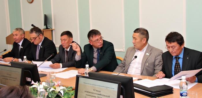 В Республике Алтай начинается формирование нового состава избирательной комиссии