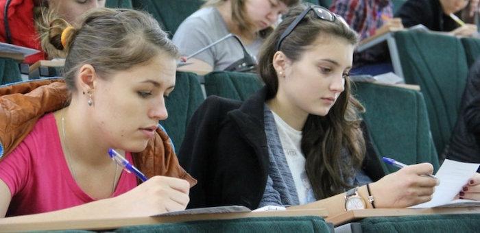 340 человек написали этнографический диктант