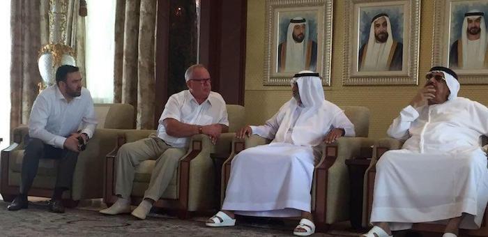 Арабские Эмираты будут сотрудничать с Горным Алтаем