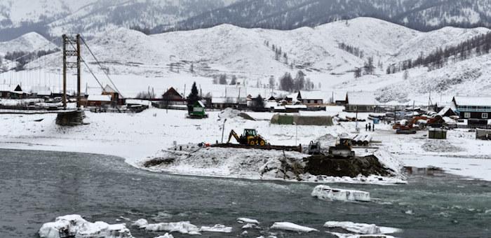 Правительство России выделило на тюнгурский мост 196 млн рублей