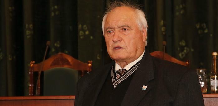 Владимира Харина наградили орденом «Тан Чолмон»