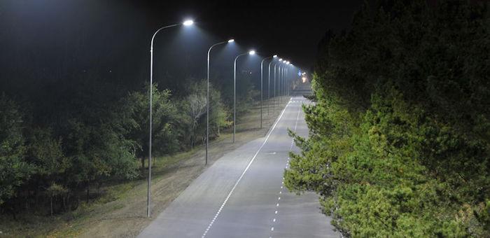 В 14 селах по Чуйскому тракту установят уличное освещение