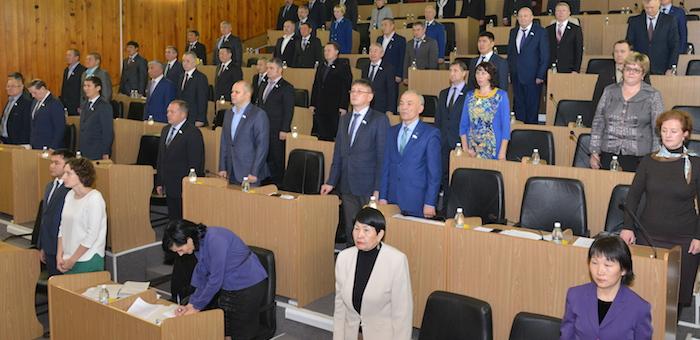 Сформирован новый состав Избирательной комиссии Республики Алтай