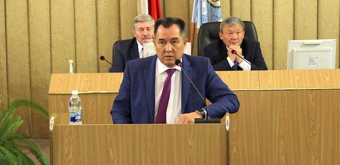 Евгений Ларин назначен врио главы администрации Чемальского района