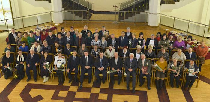 Профсоюзы Горного Алтая отметили 95-летие (фото)