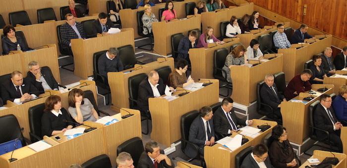 В Госсобрании прошли публичные слушания по бюджету