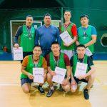 Алтайское землячество в Москве провело турнир по мини-футболу (фото)