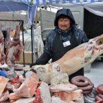 На предновогодней ярмарке продали почти 32 тонны мяса