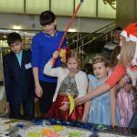 Губернаторская елка прошла в Горно-Алтайске