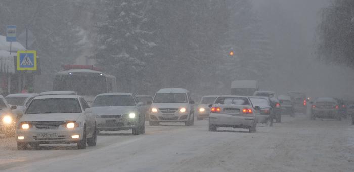 В Горном Алтае объявлено штормовое предупреждение