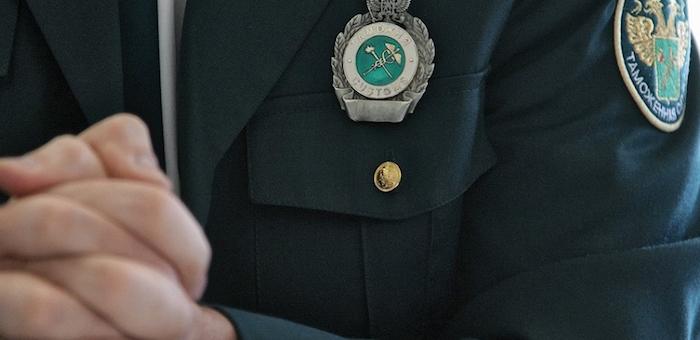 Таможенник-взяточник пошел под суд