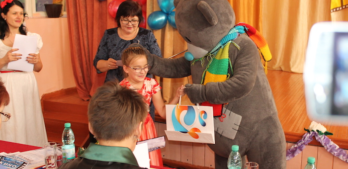 «Ростелеком» поддержал фестиваль с участием детей с ограниченными возможностями