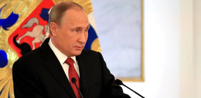 Президент Путин поручил сберечь Телецкое озеро