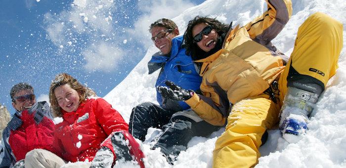 Зимний спортивный сезон стартовал в Горно-Алтайске