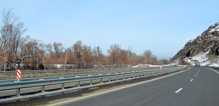 В уходящем году отремонтировано 60 км Чуйского тракта