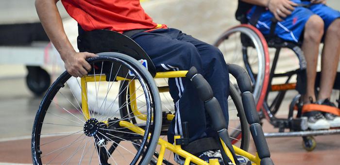 В Горно-Алтайске прошел спортивный фестиваль среди инвалидов
