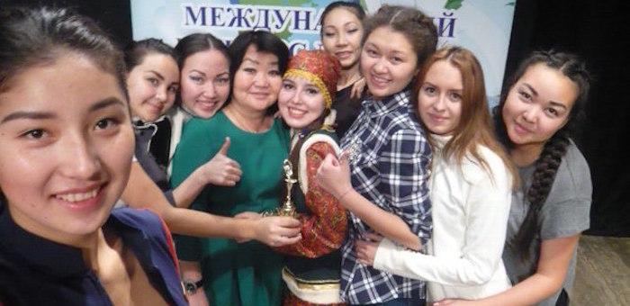 Ансамбль «Наследие» стал лауреатом конкурса «Славься, Отечество!»