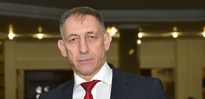 Александр Стариков получил генеральское звание