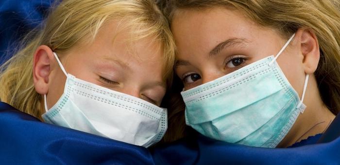 В Республике Алтай стали чаще болеть коклюшем