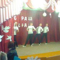 В Белом Ануе прошел благотворительный концерт в поддержку турочакских погорельцев