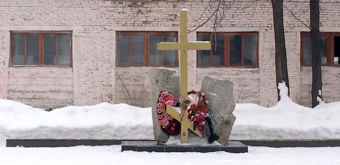 В Горно-Алтайске к осени реконструируют памятник жертвам политических репрессий