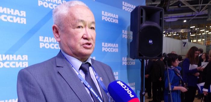 Пильтин сменил Белекова в Генсовете «Единой России»