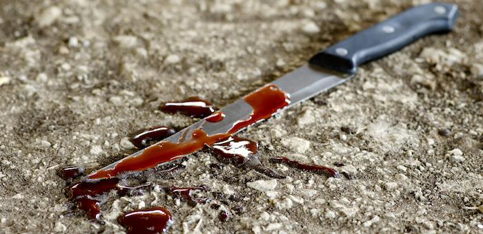 Пьяная мать, разнимая дерущихся сыновей, ударила одного из них ножом