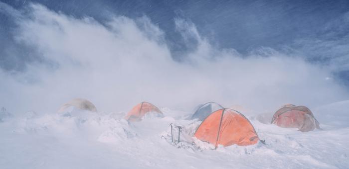 Спасатели предупреждают о возросшей опасности схода лавин в горах