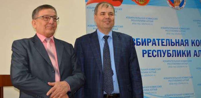 Назначен председатель избирательной комиссии Турочакского района