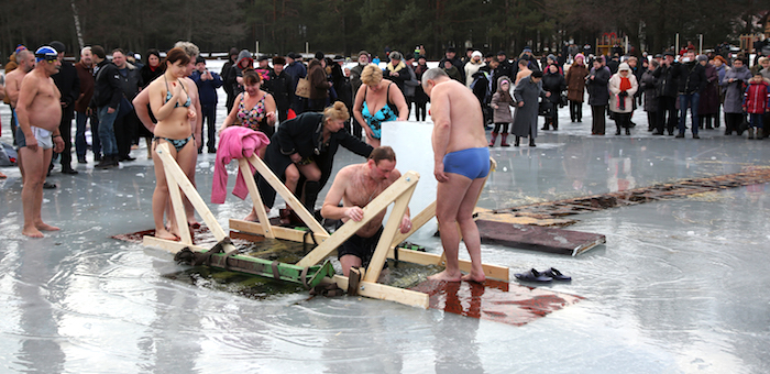 В Горно-Алтайске определены места для крещенских купаний