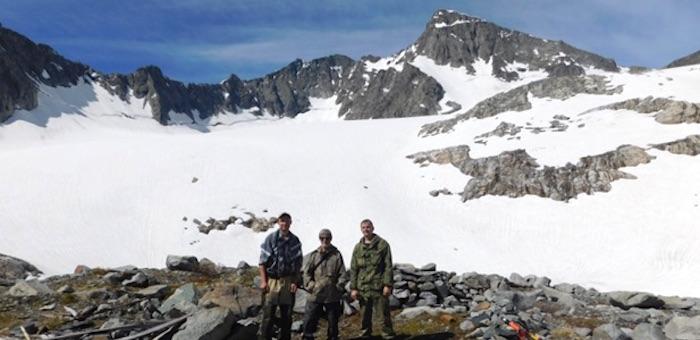 Таяние ледников на Катунском хребте ускорилось