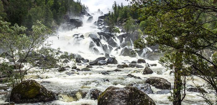 Алтайский заповедник набирает волонтеров для дежурства у водопада Учар