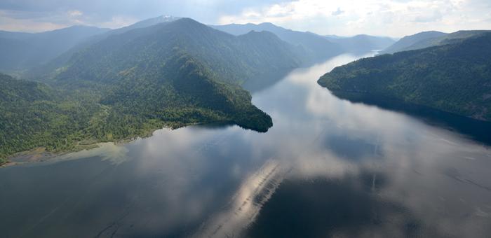 Госсобрание готовит проект федерального закона об охране Телецкого озера