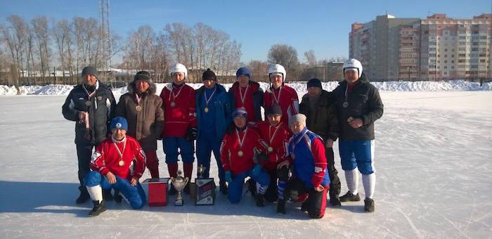 «Ветераны Алтая» завоевали бронзу Кубка России по хоккею с мячом