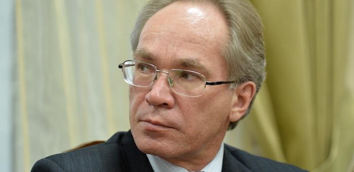 Виктор Емельянов перешел на работу в правительство