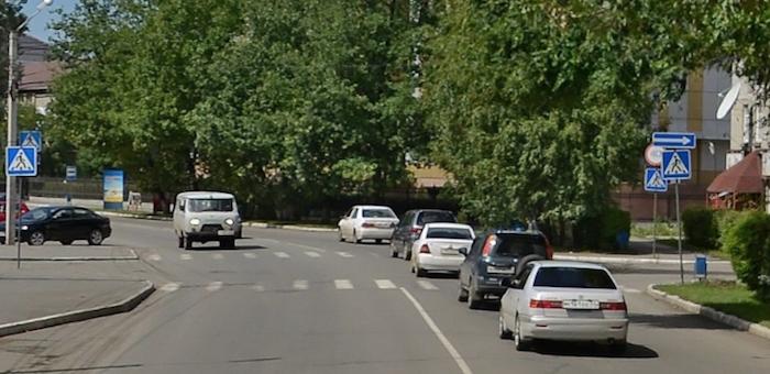 В Горно-Алтайске ликвидируют три пешеходных перехода