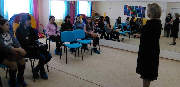Студенты побывали с экскурсией у предпринимателей, занятых в социальной сфере