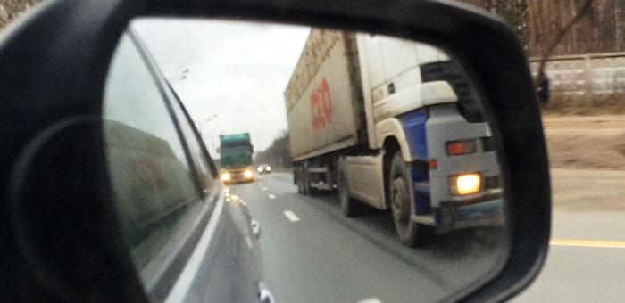 Сократилось количество ДТП на федеральных трассах
