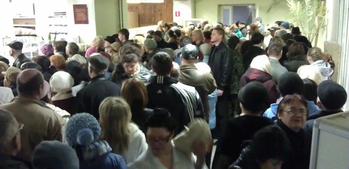 Из-за нового порядка продажи лекарств число посетителей поликлиник выросло в несколько раз