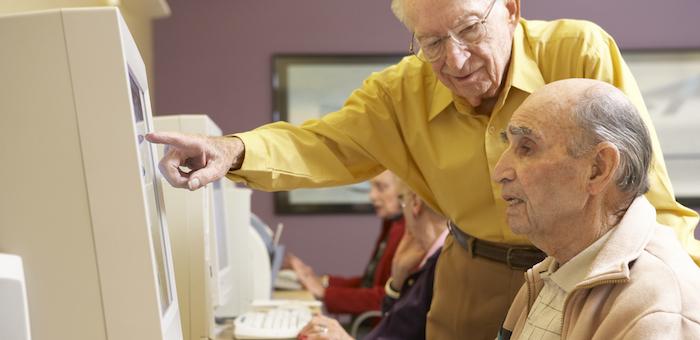 Курсы компьютерной грамотности для пожилых людей проходят в Горно-Алтайске