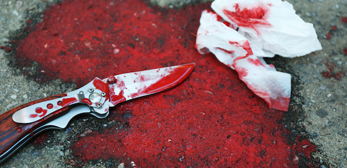 Максимум год: мужчину будут судить за то, что он ударил жену ножом